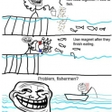 Troll Fishing