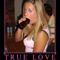 True Love Sometimes you can spot them from the other side of the bar2