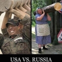 USA vs Russia2