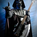 Vader With Simmons Guitar