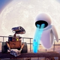Wall E Star Wars Mash up