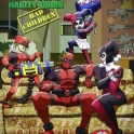 What if Deadpool Harley Quinn Had Chrildren