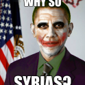 Why So Syrias