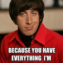 Wolowitz chat up lines