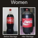 Women Before and after Marriage2