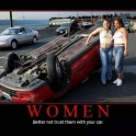 Women Better Not Trust Them With Your Car2