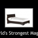 Worlds strongest magnet