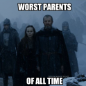 Worst parents of all time