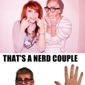 Yourre Not A Nerd Couple....