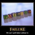 failure with U2