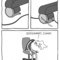 happens alot stupid chair