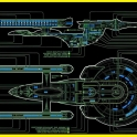 starship blueprints