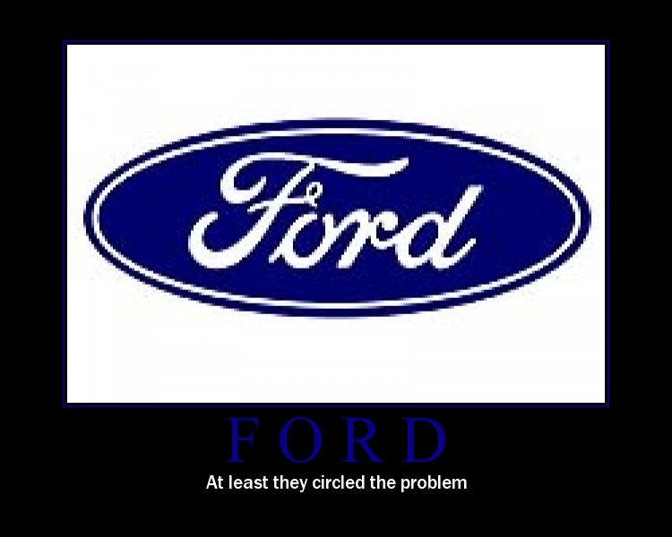 Funny Ford Signs Categories � cars � ford