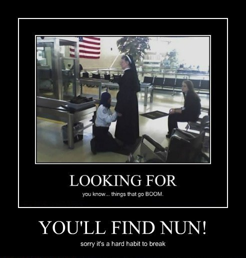 youll find nun